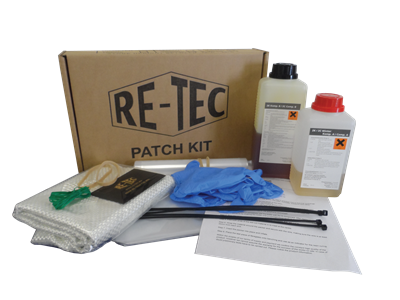 patch kits for pipe repairs